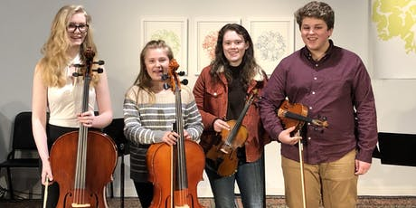 PMAC Youth Chamber Strings Concert tickets