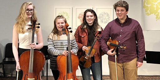 PMAC Youth Chamber Strings Concert