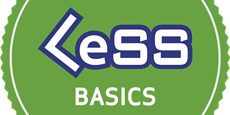 Certified LeSS Basics tickets