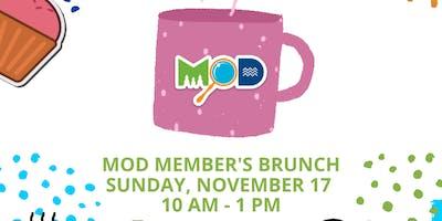 MOD Member's Sunday Brunch
