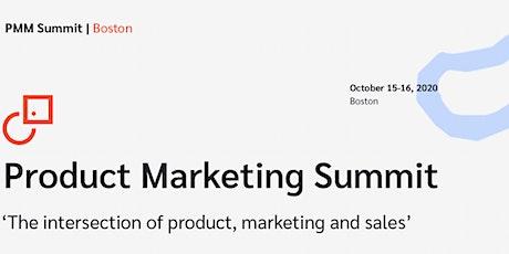 Product Marketing Summit   Boston tickets