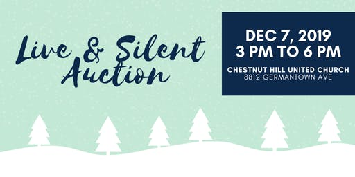 2019 Live & Silent Auction