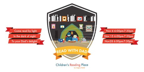 Read with Dad at the Children's Reading Place tickets