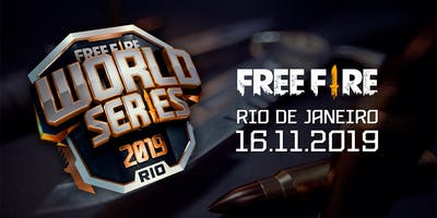 Free Fire World Series 2019 Rio