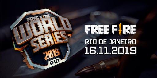 Free Fire World Series 2019 Rio