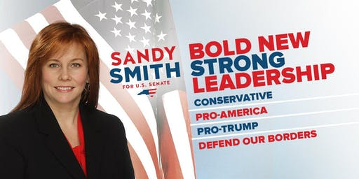 Sandy Smith for US Senate Pitt County Meet & Greet