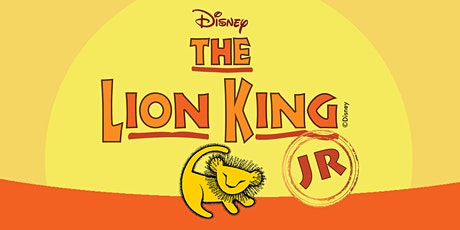 Lion King, Jr. - Sunday, June 28th, 2:00pm tickets