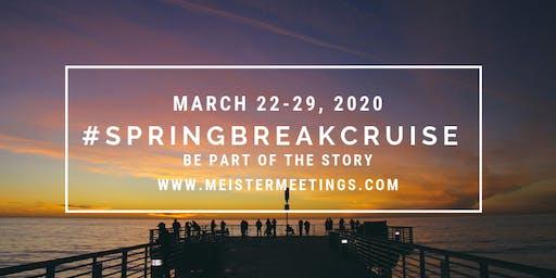 Family Spring Break Cruise 2020