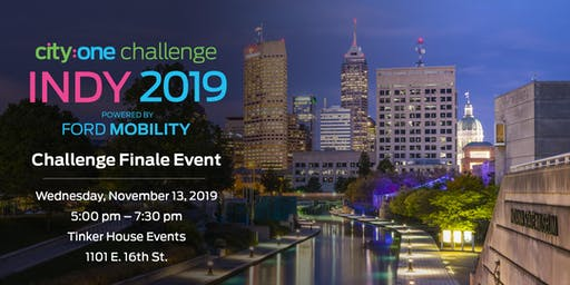 City:One Indianapolis Challenge - Finale Event