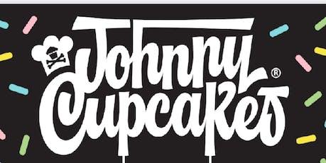 JOHNNY CUPCAKES X CRUMBL COOKIES Pop Up Shop tickets