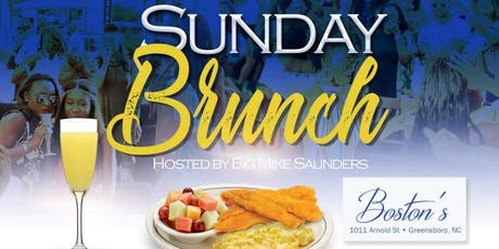 Sunday Brunch Buffet tickets