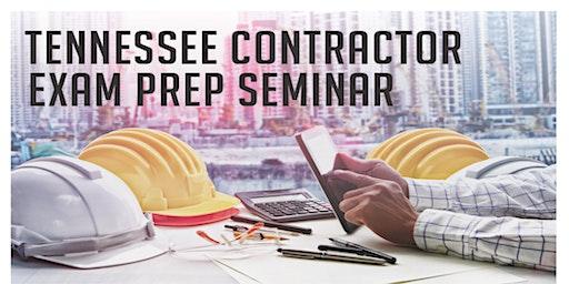 Tennessee Contractor Exam Prep Seminar