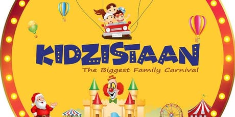 Kidzistaan - The Biggest Family Carnival in Mumbai tickets