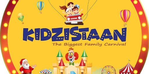 Kidzistaan - The Biggest Family Carnival in Mumbai