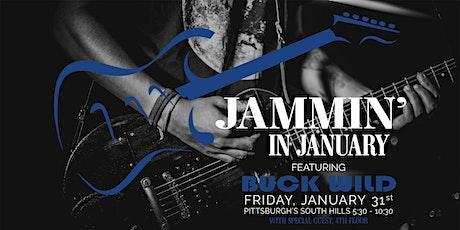 Jammin' in January tickets