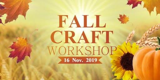 Free Holiday Craft Workshop