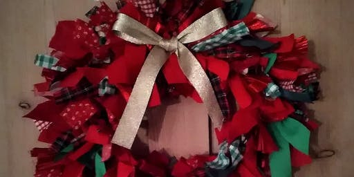 Rag Wreath Workshop
