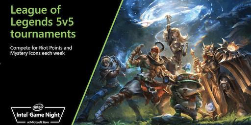 Intel Game Night - League Of Legends Tournament