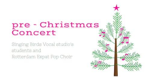 Pre - Christmas concert