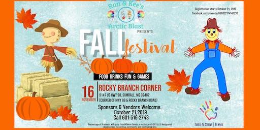 1st Annual Rocky Branch Corner Fall Festival