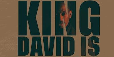 King David Is Burning