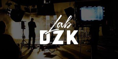 Um dia dentro da produtora DZK Filmes ingressos
