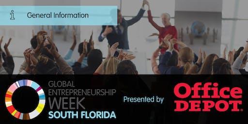 Global Entrepreneurship Week South Florida