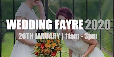 Norfolk Wedding Fayre: Hockwold Hall tickets