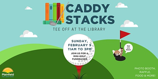 Caddy Stacks: Mini-Golf at the Plainfield Library