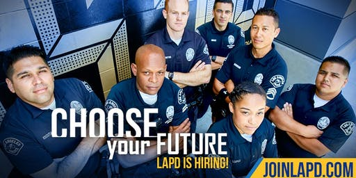 LAPD Testing at LA Southwest College