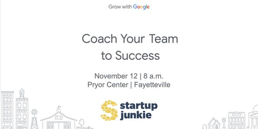 Grow with Google: Coach Your Team to Success