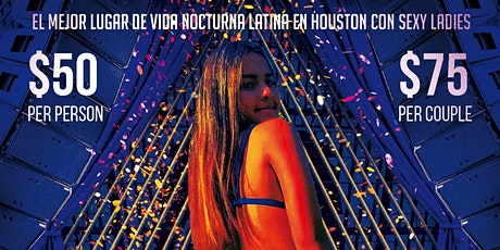 Secrets y Secreto Latin Party .......Free Drinks & Hookah tickets