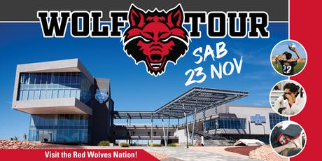 Wolf Tour November 23rd boletos