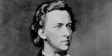 Curso Presencial: Chopin - Vida y Obra entradas