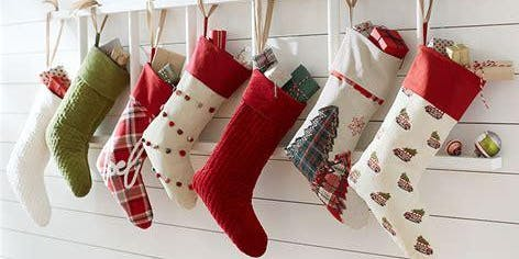 Make Your Own Christmas Stocking Workshop