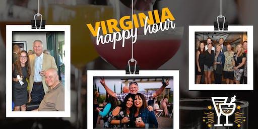 Virginia Happy Hour & White Elephant Gift Exchange