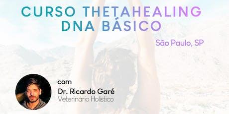 Curso Formação ThetaHealing DNA Básico - 20, 21 e 22 de dezembro - SP ingressos