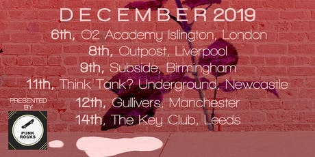 We Need To Talk - Liverpool tickets