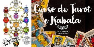 Curso de Tarot e Kabala com Marco Funchal