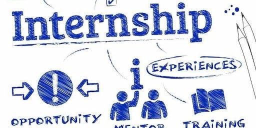 Internship Orientation: Spring 2020