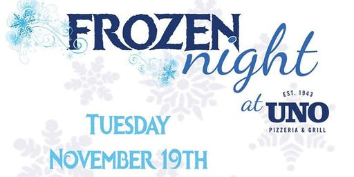 Frozen Night @ Unos