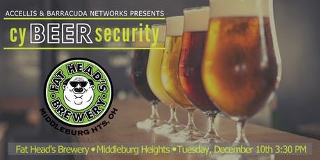Accellis Technology Group & Barracuda Networks Presents Cy-Beer Security tickets