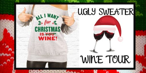 Ugly Sweater Wine Tour