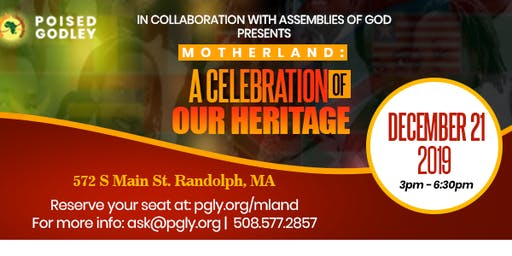 Motherland: A Celebration of Our Heritage