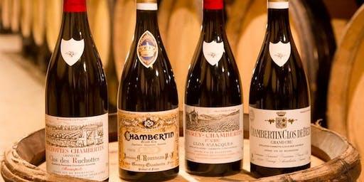 Pressoir.wine Dinner - Domaine Armand Rousseau