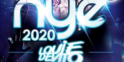 LOUIE DEVITO - NYC UNDERGROUND PARTY 20TH ANNIVERSARY