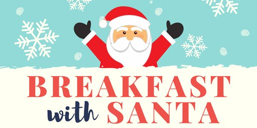 SOLD OUT! Breakfast with Santa @ The Park