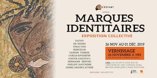"Exposition d'art : ""Marques Identitaires"""