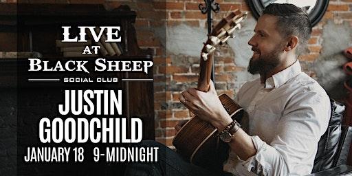 Live Music - Justin Goodchild