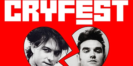 Cryfest - The Cure vs. The Smiths Dance Party tickets